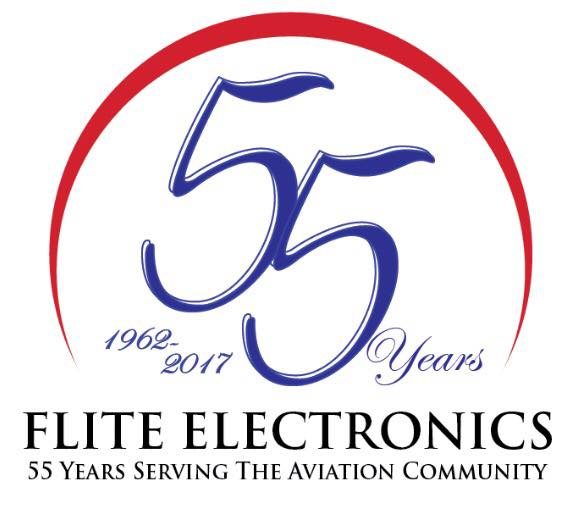 Flite Electronics 55 Years Serving the Aviation Community